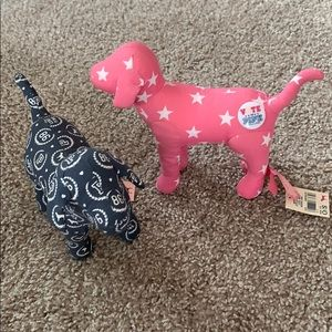 PINK dog set